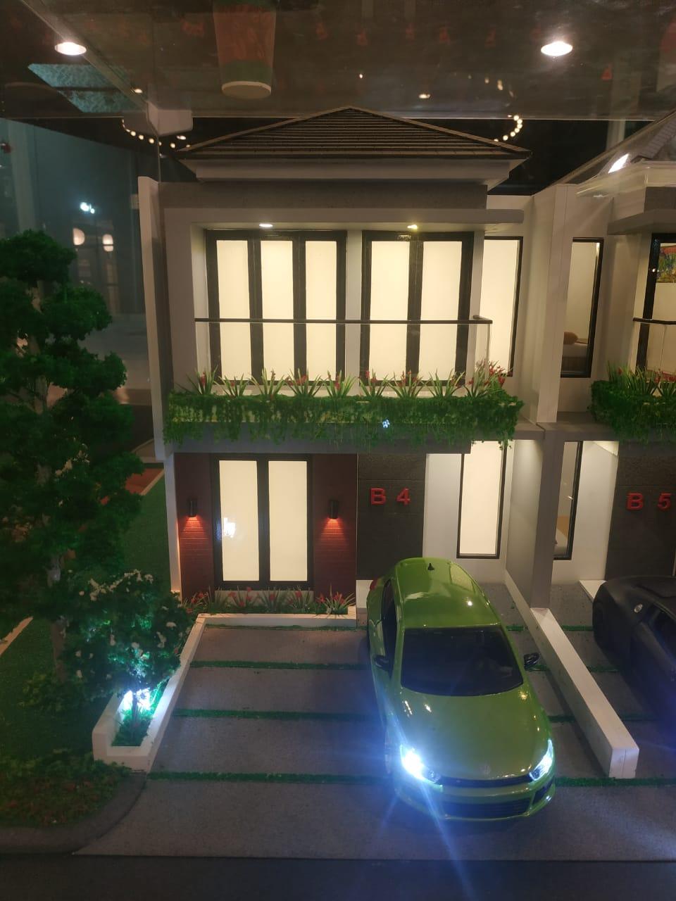 3D Unit - Bintaro Paradiso - Rumah Cluster Bintaro Sektor 3A Tangerang