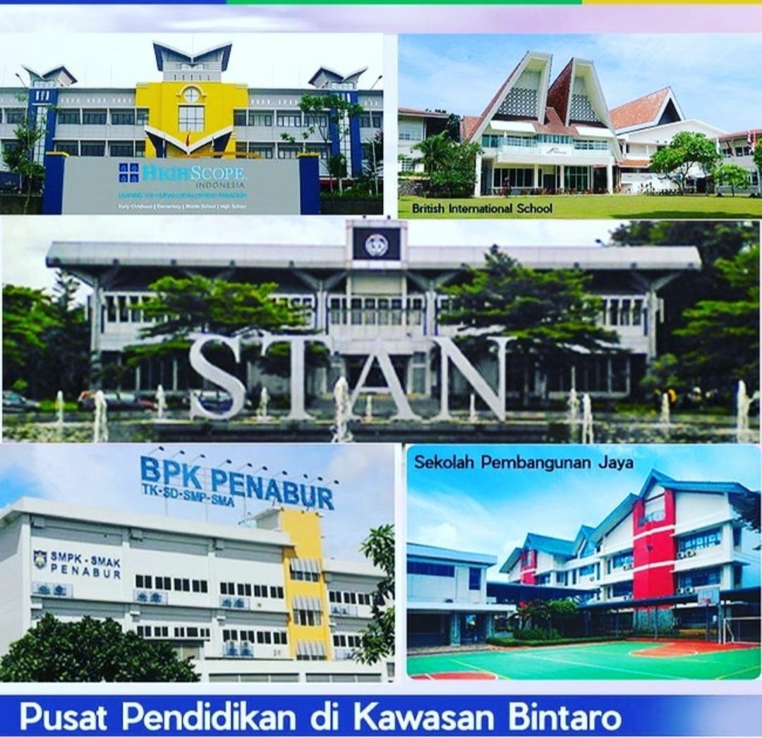 Facilities 4 - Bintaro Paradiso - Rumah Cluster Bintaro Sektor 3A Tangerang