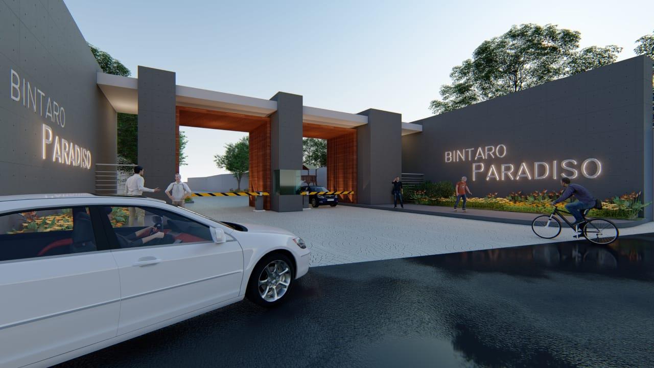 Slider - Bintaro Paradiso - Rumah Cluster Bintaro Sektor 3A Tangerang